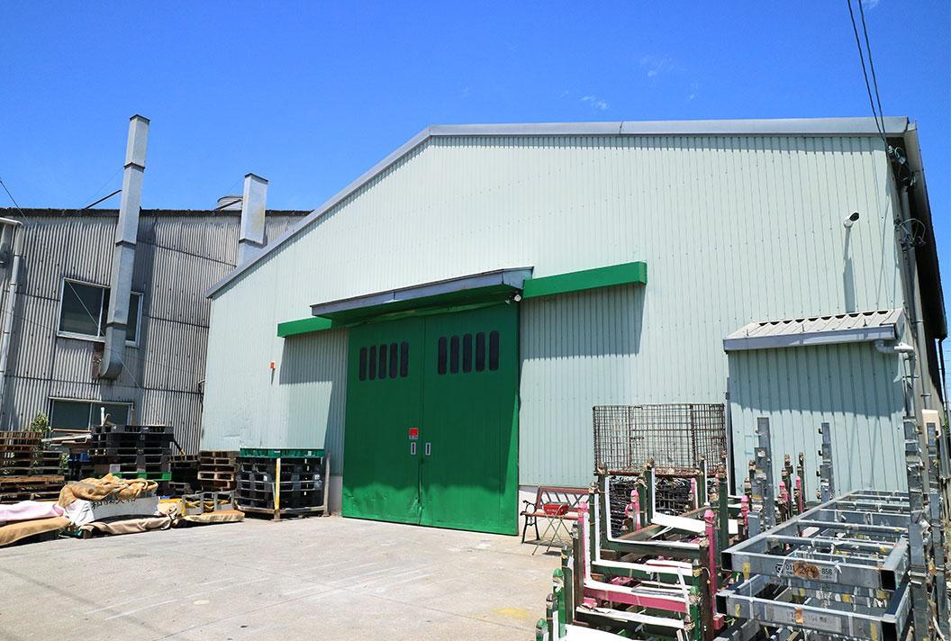 自然乾燥専門工場